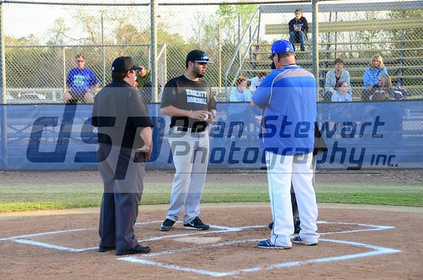Hagerty JV Baseball @ Lyman 3-9-16