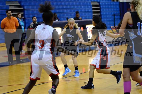 Hagerty JV-V Girls Basketball @ Lake Brantley 11-23-15