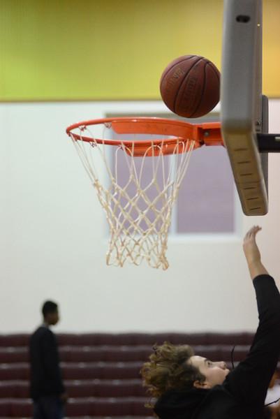 JV B. Basketball 12-16-15
