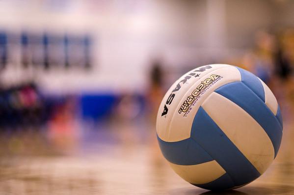 2011 Varsity Women's Volleyball