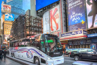 Hagey in NYC
