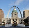 Court House and Arch, St Louis