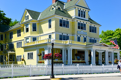 Home on Mackinaw Island
