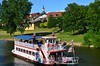 Paddle boat, Frankenmuth, MI
