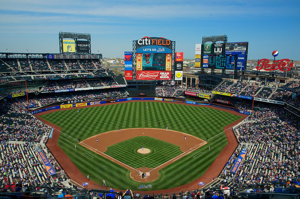 Citi Field home of the NY Mets