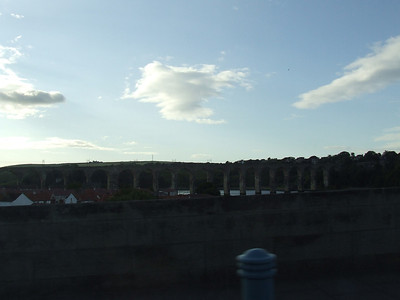 Royal Border Bridge in Berwick