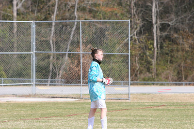 2006 Hahira Middle School Soccer vs Colquitt Middle