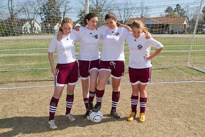 2012 HMS Girls Soccer