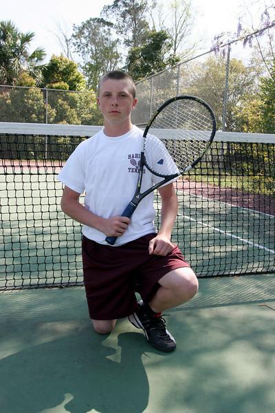 2008 HMS Tennis Team