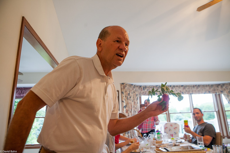 Don Hahn's Prize-Worthy radish