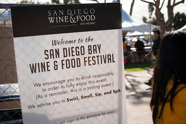 Hahn SanDiego Wine Food Nov 2012