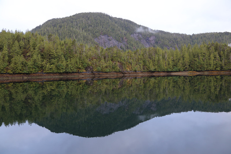 Early morning in Echo Harbour