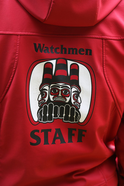 Haida heritage sites are guarded by Watchmen
