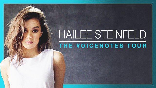 Hailee Steinfeld - 2018