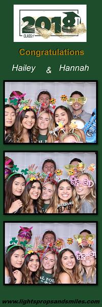Hailey & Hannah's Grad Party