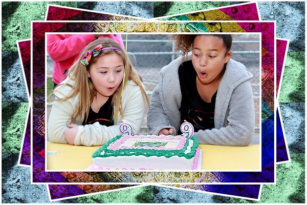 Hailee and Maliah Birthday Party