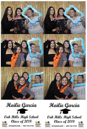 Hailie's Graduation party