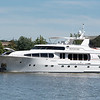 M/Y Waterford<br /> 2001 101ft Sovereign 100/2015 Refit<br /> <br /> 6/14/18 Washington Channel