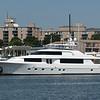 M/Y Friendly Confines<br /> 2014 112ft Westport 112<br /> Houston, TX<br /> <br /> 7/10/18 Washington Channel