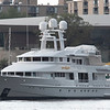 M/Y Starship<br /> 1988 143' Van Mill/2017 Refit<br /> ex Grand Eagle<br /> <br /> 9/2/19 Washington Channel