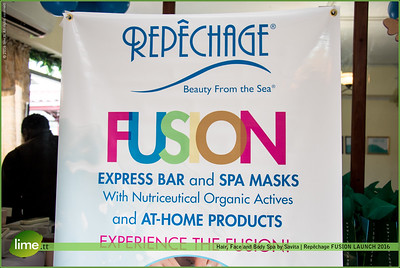 Hair, Face and Body Spa by Savita | Repêchage FUSION LAUNCH 2016