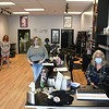 Hair salons reopening