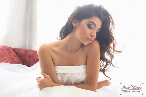 Model: Berlin//Hair, makeup & photography: Ande Castaneda