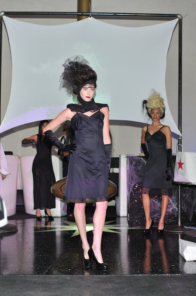Melville, New York - June : Four Star Salon Preforms the 30 at Four Hair Salon Competition Hosted By Richard Jay on June 13, 2011 in Melville, New york. (Photo by Joseph Bellantoni/In House Image)