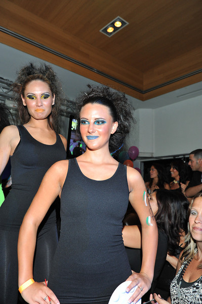 Melville, New York - June : Paint Preforms the 30 at Four Hair Salon Competition Hosted By Richard Jay on June 13, 2011 in Melville, New york. (Photo by Joseph Bellantoni/In House Image)