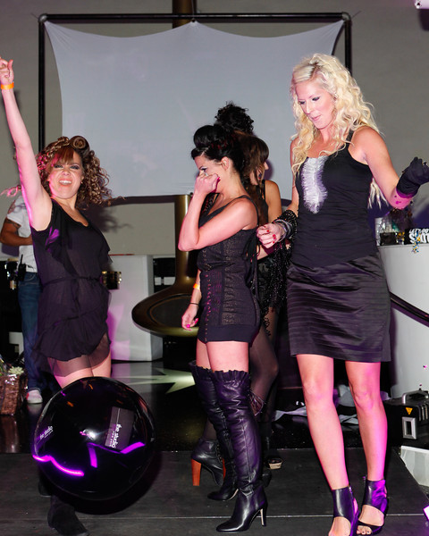 Melville, New York - June : The Make Up Studio  Preforms the 30 at Four Hair Salon Competition Hosted By Richard Jay on June 13, 2011 in Melville, New york. (Photo by Nicolai Patrick/In House Image)