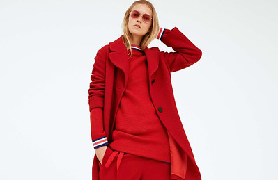 Fall 2017 Trend: Big Red