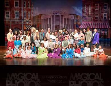 "Broadway Musical Theater presented ""Hairspray,"" a family-friendly musical piled bouffant high with laughter, romance and deliriously tuneful songs at Ransom Everglades Theater in Coconut Grove on April 12th, 2014. Photo by MagicalPhotos.com / Mitchell Zachs"