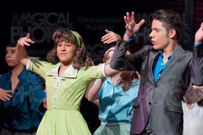 Broadway Musical Theater presented Hairspray
