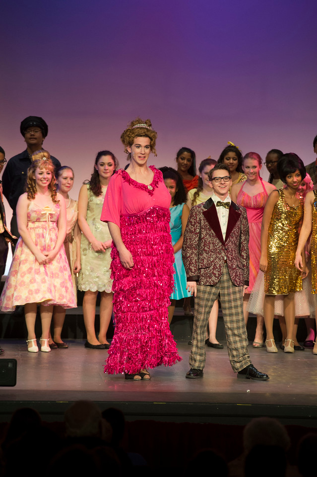 Hairspray Fall Production 2015