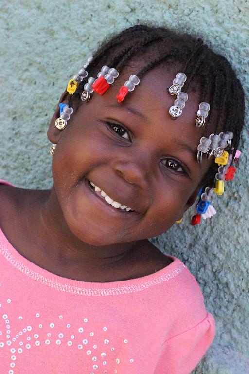 Haiti Kids with Names
