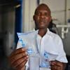 Haiti water man delmas PRODEPUR