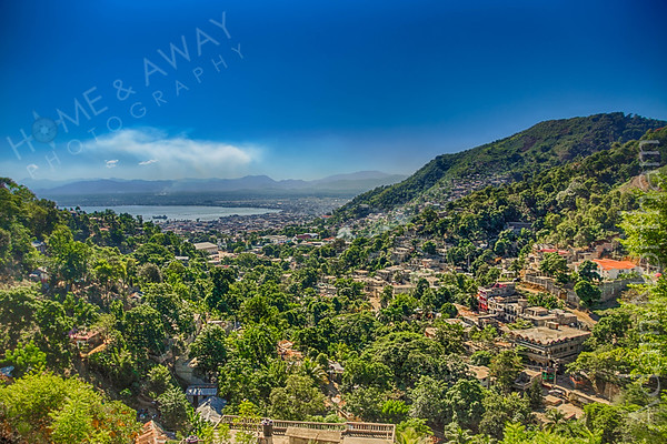 Cap-Haitien from Above