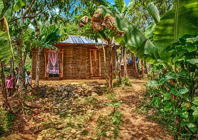 Haitian Home