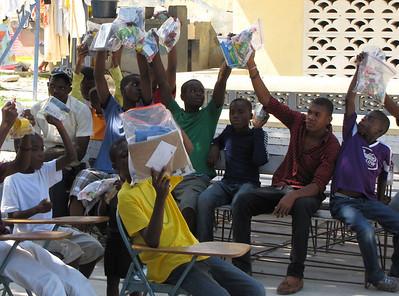 AN16 Emmanuel Christian Church gifts to children's home