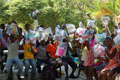 AN16 Emmanuel Christian Church Gifts for Children's Home Haiti