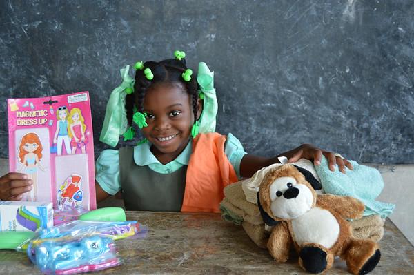 Haiti Gift Distribution