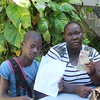 AN2258 Patriia Jean-Michel GGINP1039 is living with relatives in Leogane; mothr came