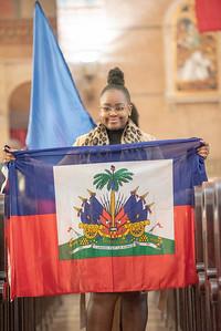 Haitian Independence celebration