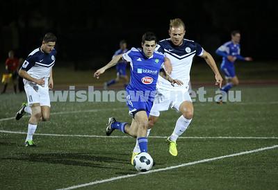 Hakoah Sydney City FC v Palm Beach 19-8-14