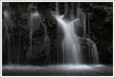 Thousand strings waterfall