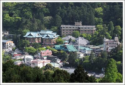 Miya no Shita village.