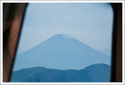 Taken from inside the gondola.  It is difficult to get a spot by the window.