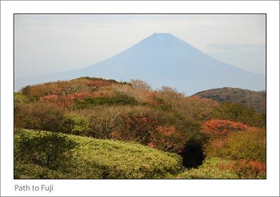 Taken from Komagatake in late summer