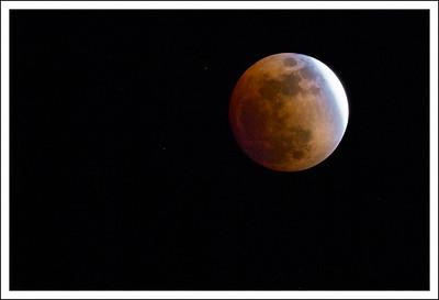 Moon Eclipse at Sounzan