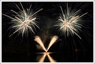 Motohakone Fireworks
